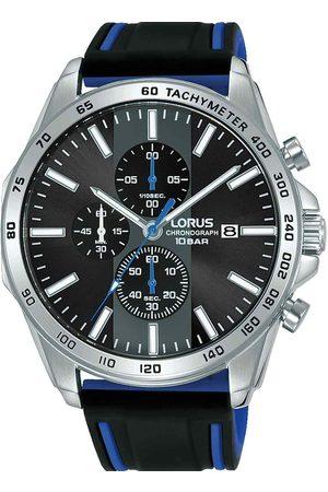 Lorus Reloj analógico RM347GX9, Quartz, 45mm, 10ATM para hombre
