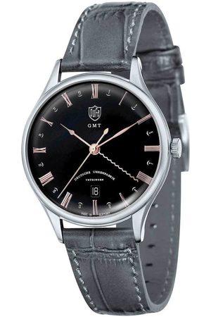 DUFA Reloj analógico DF-9006-08, Quartz, 38mm, 3ATM para hombre