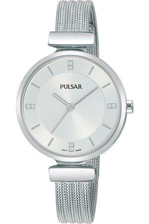 Pulsar Reloj analógico PH8467X1, Quartz, 30mm, 3ATM para mujer