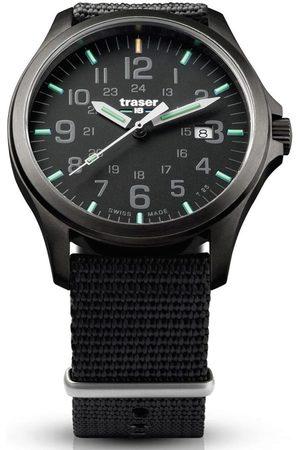 Traser H3 Reloj analógico 107422, Quartz, 42mm, 10ATM para hombre