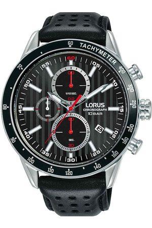 Lorus Reloj analógico RM335GX9, Quartz, 45mm, 10ATM para hombre