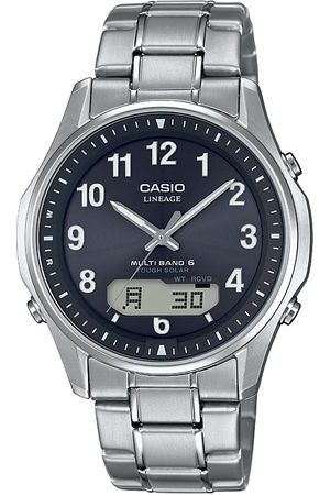 Casio Reloj analógico LCW-M100TSE-1A2ER, Quartz, 40mm, 10ATM para hombre