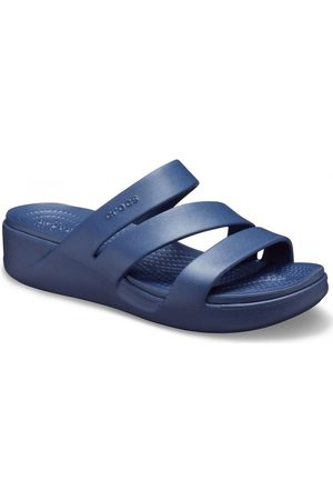 Crocs Sandalias CR.206304-NAV para mujer