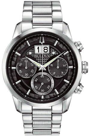 BULOVA Reloj analógico 96B319, Quartz, 44mm, 3ATM para hombre