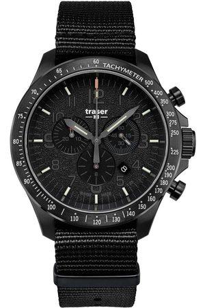 Traser H3 Reloj analógico 109465, Quartz, 46mm, 10ATM para hombre