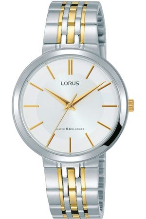 Lorus Reloj analógico RG279MX9, Quartz, 32mm, 5ATM para mujer