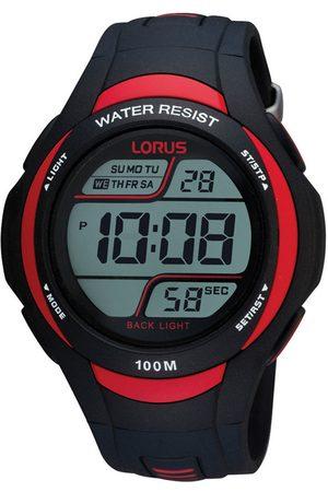 Lorus Reloj digital R2307EX9, Quartz, 46mm, 10ATM para hombre