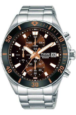 Pulsar Reloj analógico PM3195X1, Quartz, 45mm, 10ATM para hombre