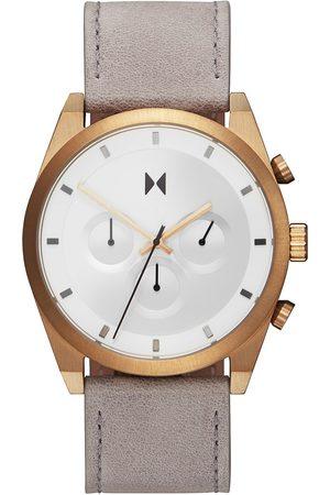 MVMT Reloj analógico 28000043-D, Quartz, 44mm, 5ATM para hombre