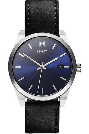 MVMT Reloj analógico 28000041-D, Quartz, 43mm, 5ATM para hombre
