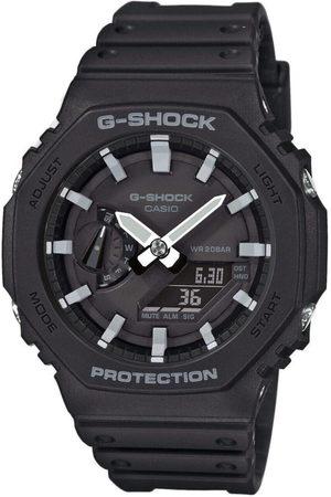 Casio Reloj digital GA-2100-1AER, Quartz, 45mm, 20ATM para hombre