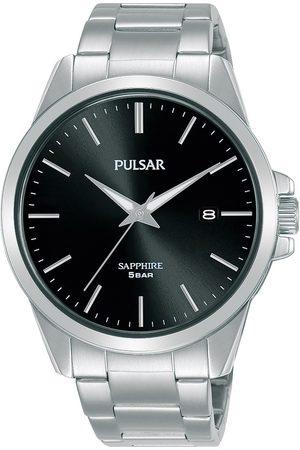 Pulsar Reloj analógico PS9639X1, Quartz, 41mm, 5ATM para hombre