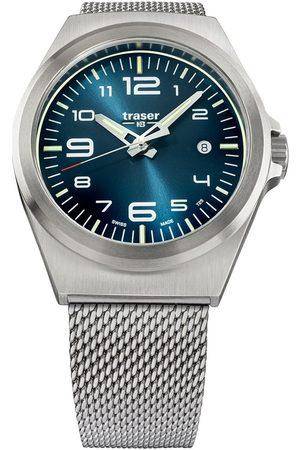 Traser H3 Reloj analógico 108205, Quartz, 42mm, 10ATM para hombre