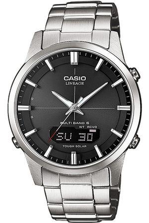 Casio Reloj analógico LCW-M170D-1AER, Quartz, 43mm, 5ATM para hombre