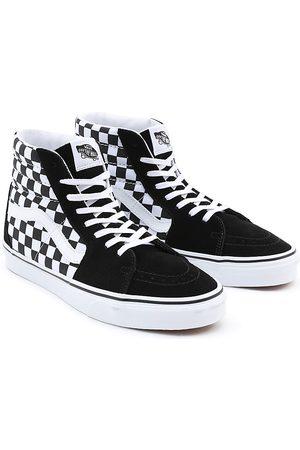 Vans Mujer Zapatillas deportivas - Zapatillas Checkerboard Sk8-hi