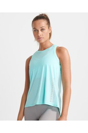 Superdry Sport Camiseta de tirantes de corte holgado Cooling