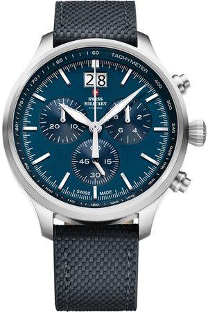 CHRONO Reloj analógico SM34064.03, Quartz, 48mm, 10ATM para hombre