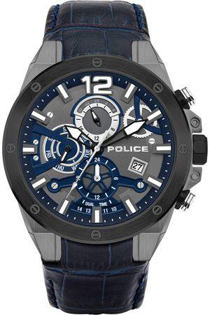 Police Reloj analógico PL15711JSUB.03, Quartz, 47mm, 3ATM para hombre