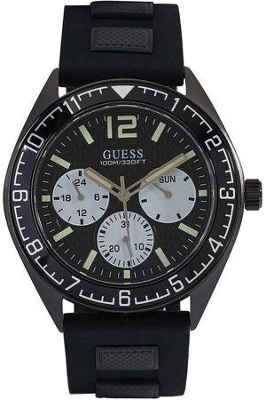 Guess Reloj analógico W1167G2, Quartz, 46mm, 10ATM para hombre