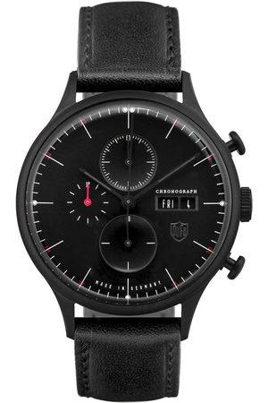 DUFA Reloj analógico DF-9021-0A, Quartz, 38mm, 3ATM para hombre