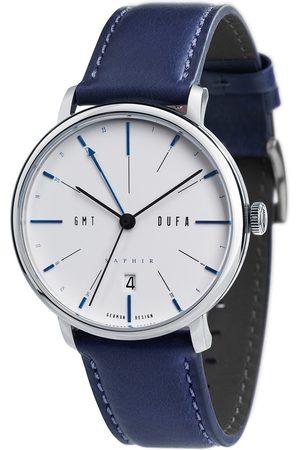 DUFA Reloj analógico DF-9030-01, Quartz, 40mm, 3ATM para hombre