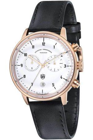 DUFA Reloj analógico DF-9003-04, Quartz, 40mm, 3ATM para hombre
