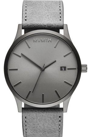 MVMT Reloj analógico D-MM01-GRGR, Quartz, 45mm, 3ATM para hombre