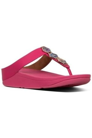 FitFlop Chanclas FINO HEXY - PSYCHEDELIC PINK para mujer