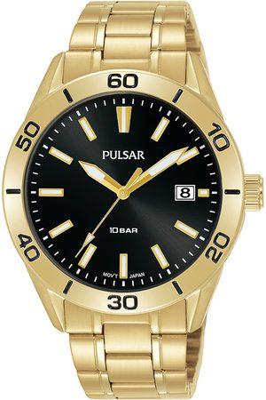 Pulsar Reloj analógico PS9648X1, Quartz, 40mm, 10ATM para hombre