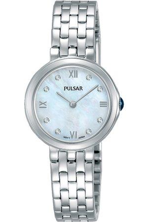 Pulsar Reloj analógico PM2243X1, Quartz, 26mm, 5ATM para mujer