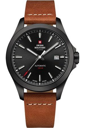 CHRONO Reloj analógico SMA34077.11, Automatic, 42mm, 10ATM para hombre