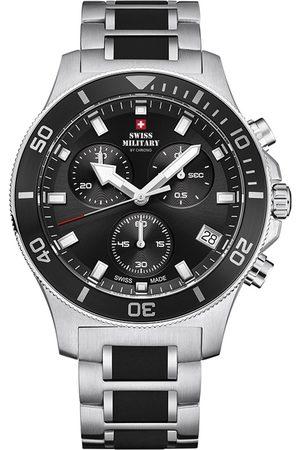 CHRONO Reloj analógico SM34067.01, Quartz, 42mm, 10ATM para hombre