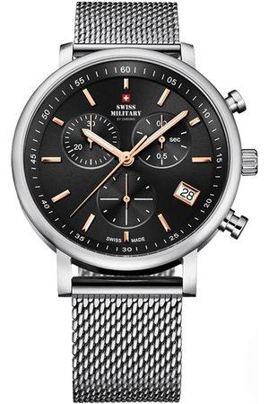 CHRONO Reloj analógico SM34058.03, Quartz, 42mm, 10ATM para hombre