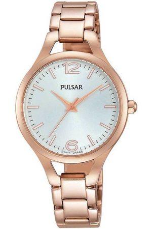 Pulsar Reloj analógico PH8190X1, Quartz, 30mm, 3ATM para mujer