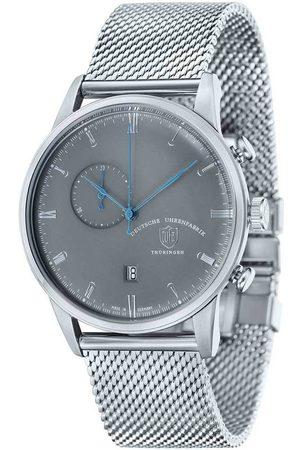 DUFA Reloj analógico DF-9007-11, Quartz, 41mm, 3ATM para hombre