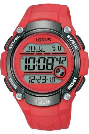 Lorus Reloj digital R2343MX9, Quartz, 46mm, 10ATM para hombre