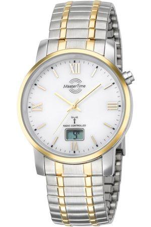 Master Time Reloj analógico MTGA-10310-13M, Quartz, 41mm, 3ATM para hombre