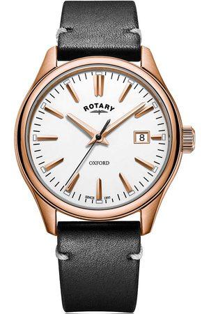 Rotary Reloj analógico GS05094/02, Quartz, 40mm, 5ATM para hombre