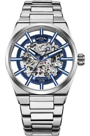 Rotary Reloj analógico GB05210/05, Automatic, 42mm, 5ATM para hombre