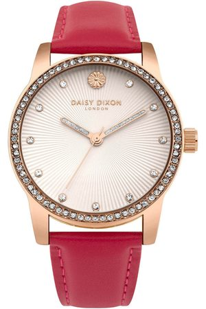 Daisy Dixon Reloj analógico DD089PRG, Quartz, 38mm, 3ATM para mujer