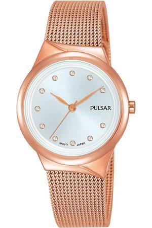 Pulsar Reloj analógico PH8442X1, Quartz, 30mm, 3ATM para mujer