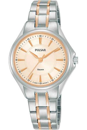Pulsar Reloj analógico PH8501X1, Quartz, 30mm, 5ATM para mujer