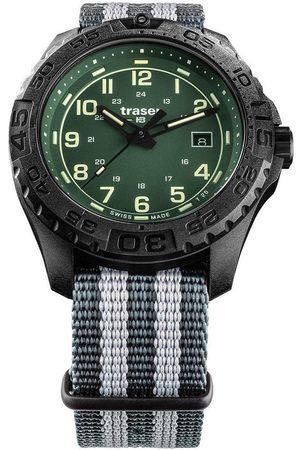 Traser H3 Reloj analógico 109039, Quartz, 44mm, 20ATM para hombre