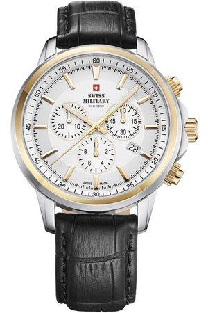 CHRONO Reloj analógico SM34052.12, Quartz, 42mm, 10ATM para hombre