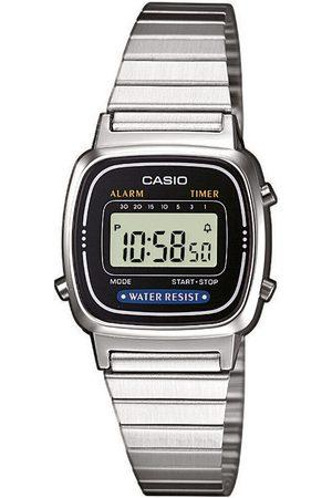 Casio Reloj digital LA670WEA-1EF, Quartz, 24mm, 3ATM para mujer