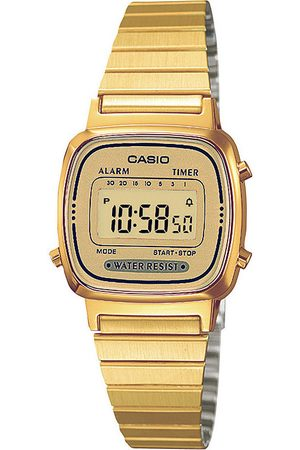 Casio Reloj digital LA670WEGA-9EF, Quartz, 24mm, 1ATM para mujer