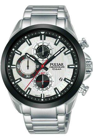 Pulsar Reloj analógico PM3183X1, Quartz, 44mm, 10ATM para hombre