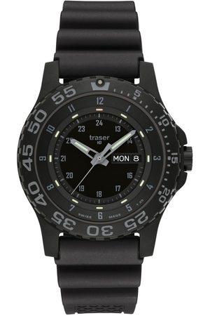 Traser H3 Reloj analógico 104207, Quartz, 45mm, 20ATM para hombre
