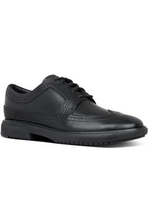 FitFlop Zapatos Hombre ODYN BROGUES - ALL BLACK AW01 para hombre