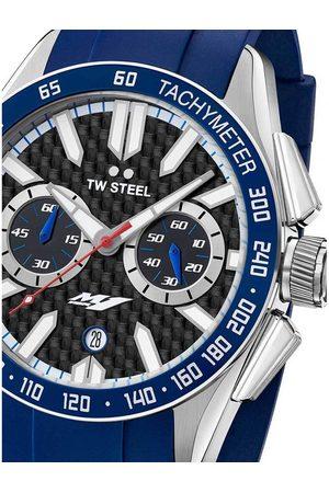 Tw-Steel Reloj analógico GS4, Quartz, 46mm, 10ATM para hombre